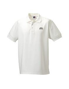 Polo-Shirt Herren weiß