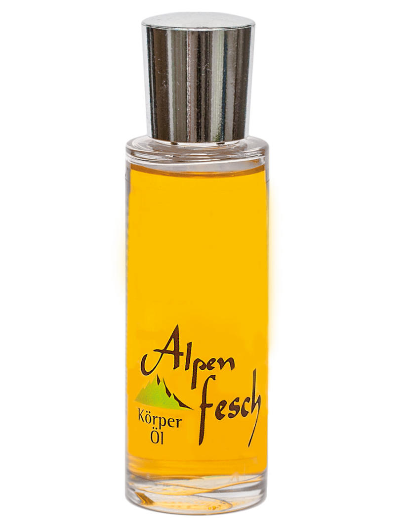 Alpenfesch Körperöl