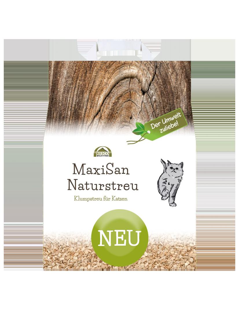 MaxiSan Naturstreu