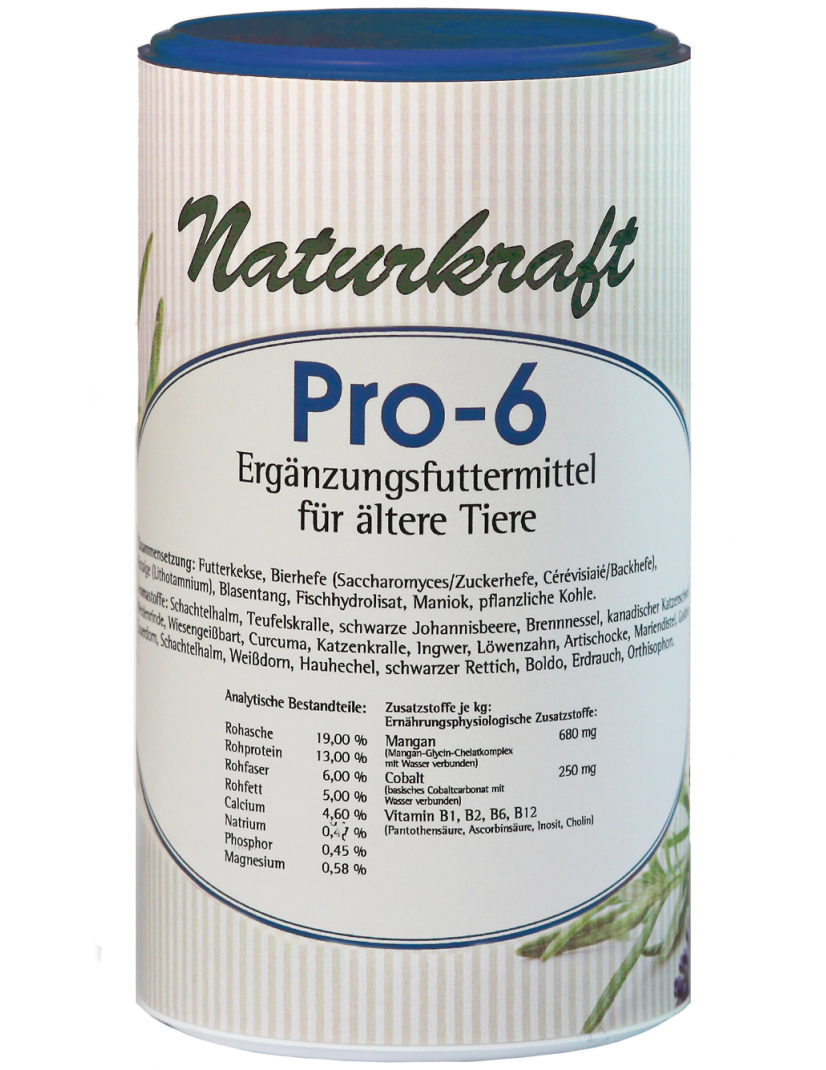 Naturkraft Pro-6